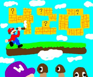 420 let's play Mario