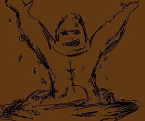 Dirt man