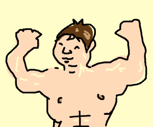 Buff Peter Griffin