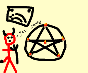 Summoning a demon