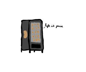 The potato vending machine gains sentience