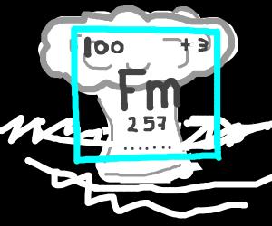 Fermium (element)