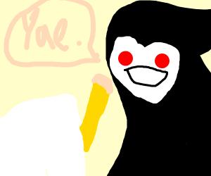Ghoul Sketching