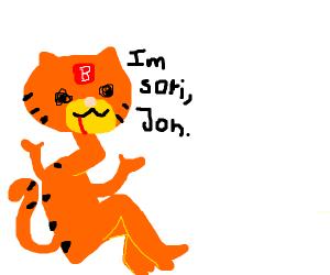 I'm sorry, Jon.