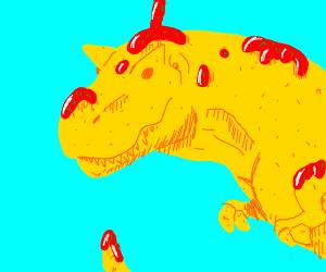 Dorito Dinosaur