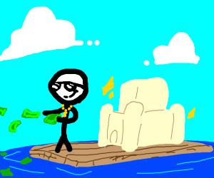 Fancy Raft
