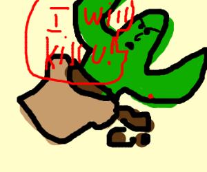 Murderous Lying Cactus