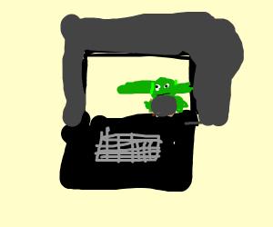 Yoda Truck Driver