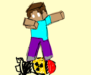 The Ultimate Dab Drawception