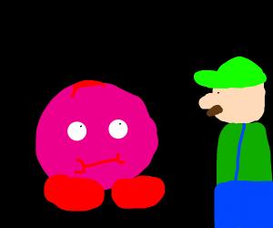 chad kirby bullying wimpy luigi