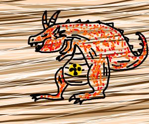 radioactive dragon