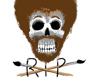 R.i.p. Bob Ross