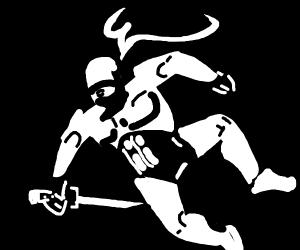 Robocop ninja