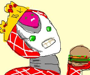 Burger King Crimson