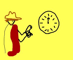 Mc Cree: It's hiiiigh noon