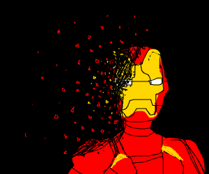 I dont feel so good but is iron man