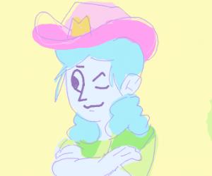 Kawaii Cowboy