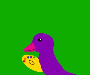 Thanos bird