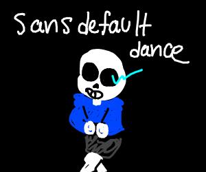 SANSSSS DANCSSSSE