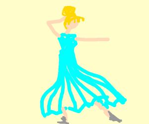 Classy Cinderella