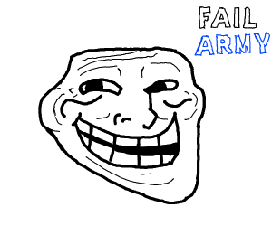 Troll Face Fails