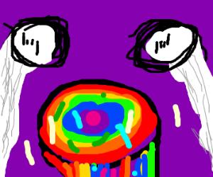 LSD mouth