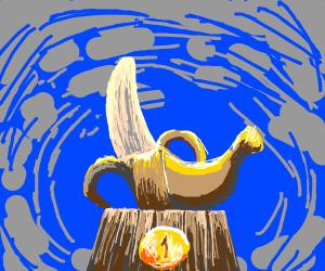 prize banana