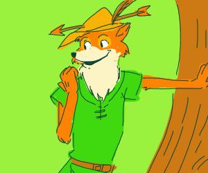 foxy robin hood