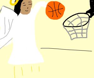 Basket Ball Angel