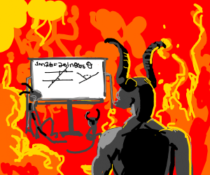 Angles education system for demons