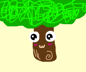 Kawaii tree