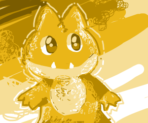 yellow munchlax