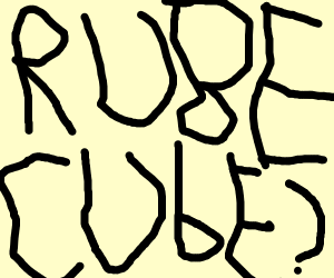 solving a rube cube