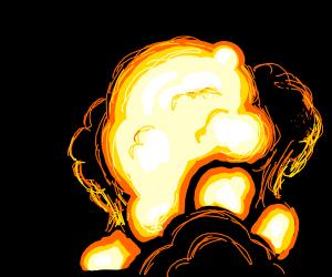 EPIC EXPLOSION