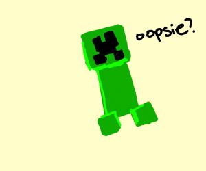 Minecraft Oopsie