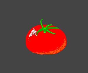 shiny tomatoe