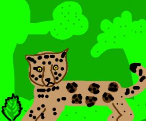 Minty Jaguar