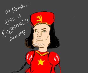 Communist Farquaad