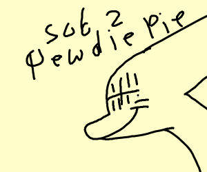 Subscribe to pewdiepie