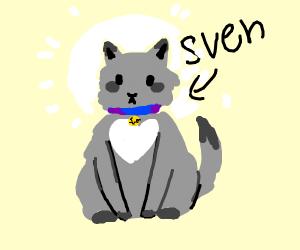 A good dog named Sven