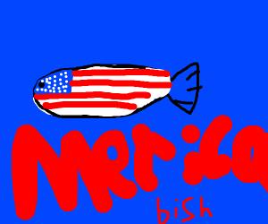 american fish