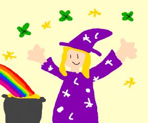 lady lucks a wizard