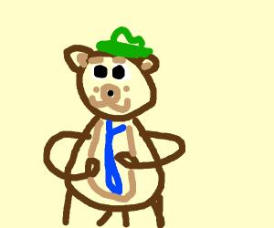 Classic Yogi Bear