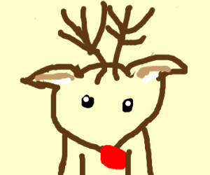 rudolph (the red nosed reindeer)