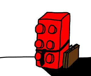 Lego Business Man