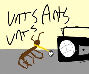 Old School Ant