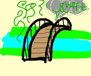 smelly bridge