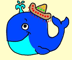 Spanish whale