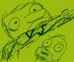 spongebob vs homer