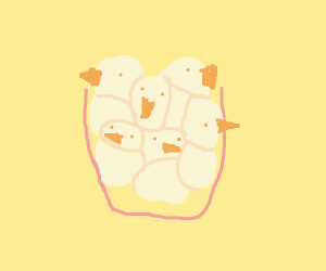 Cup 'o Ducks